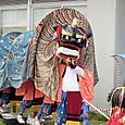 がんばれ日本 立ち上がれ「下山田の獅子舞」その2