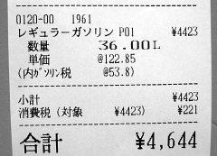 61207gasoline